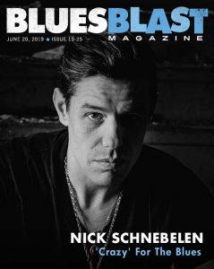 Nick Schnebelen in Blues Blast Magazine