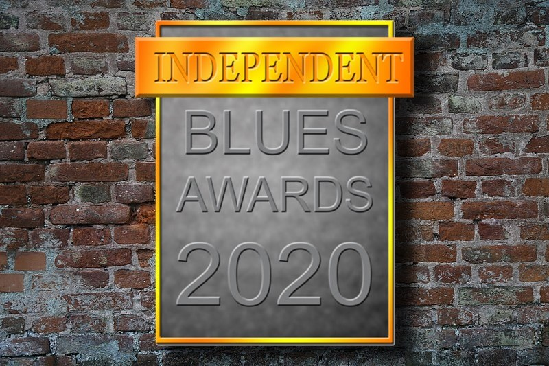Link to Independent Blues Awards